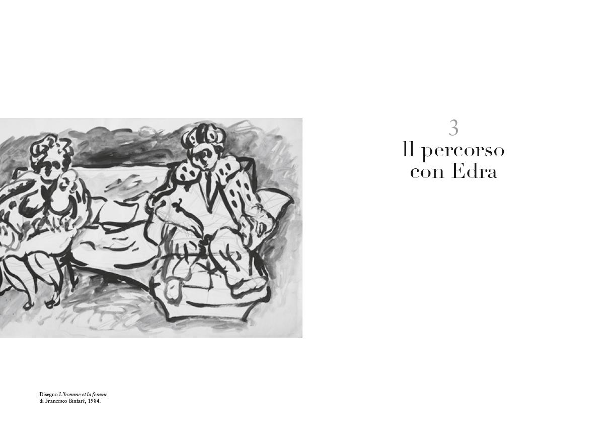 Il viaggio di Francesco Binfaré