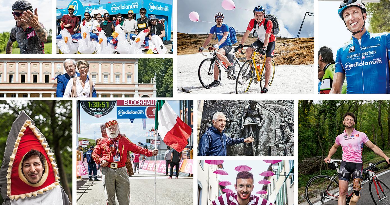Giro d'Italia, sulle strade del mito con i libri Mondadori Electa