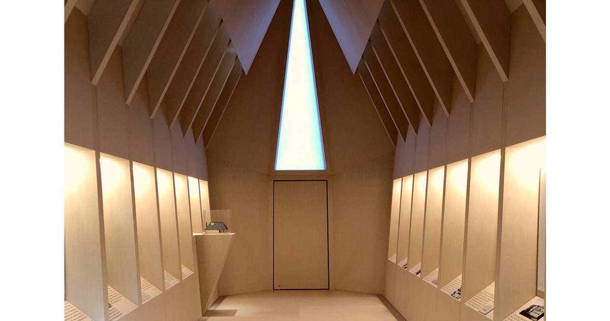 Vatican Chapels<br>© Stefano Bonomelli per Electa
