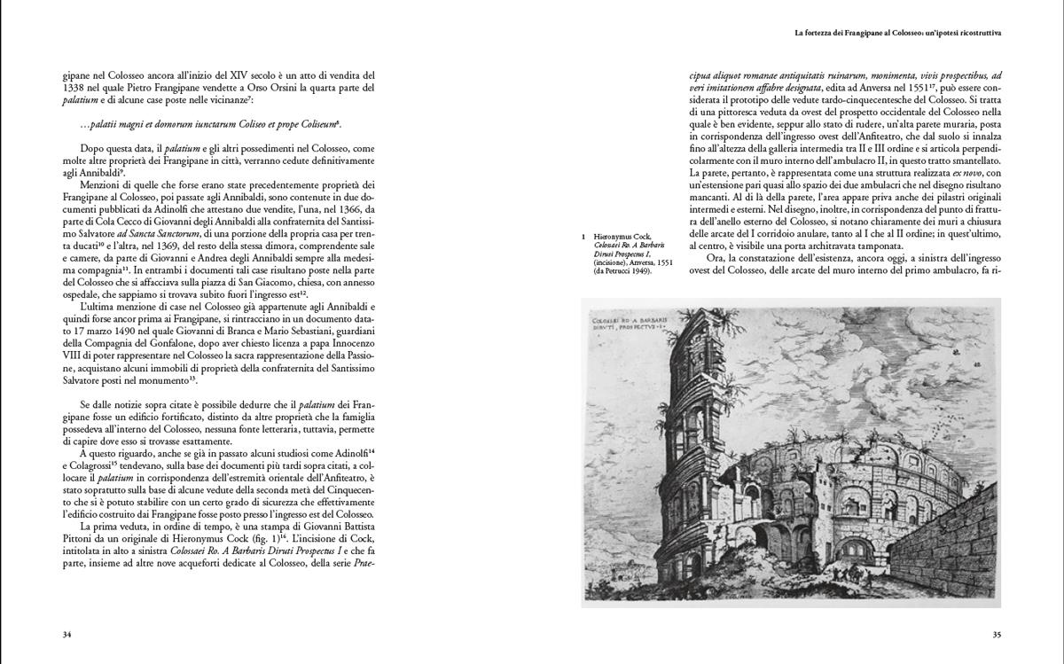 Anfiteatro Flavio / Trasformazioni e riusi