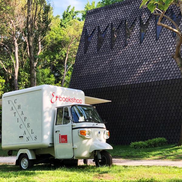 Le Vatican Chapels alla Biennale Architettura 2018 sono già un successo mondiale