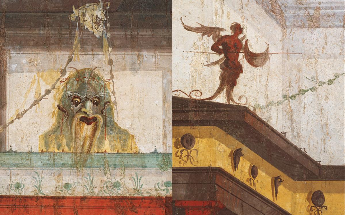 I colori del Palatino – La pittura romana nel cuore dell'Impero