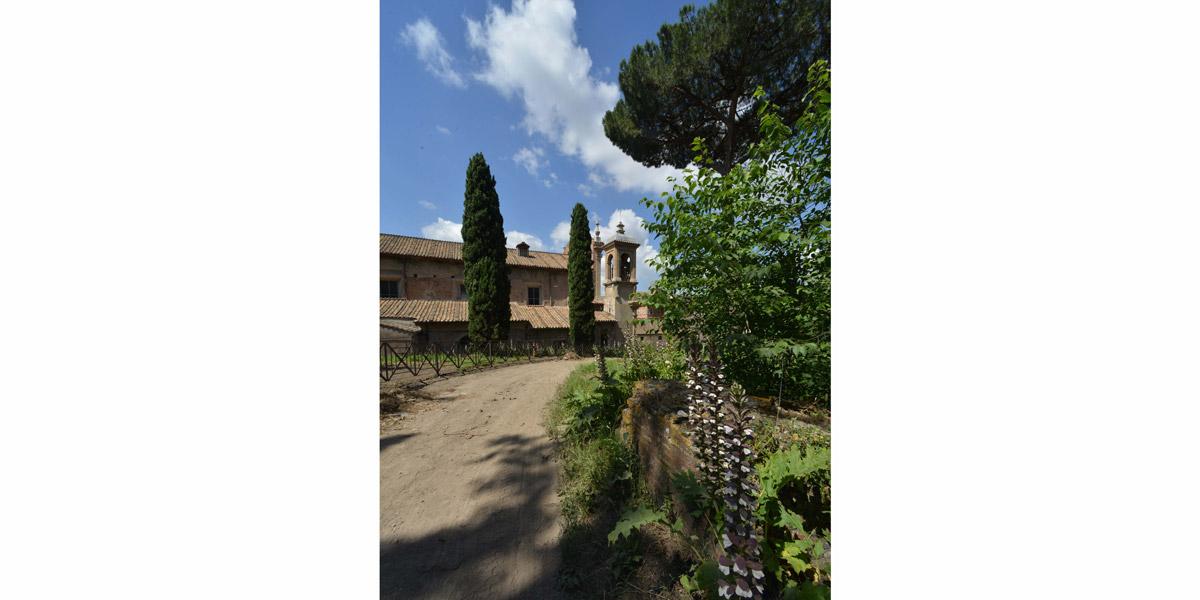 Roma, Colle Palatino, Sant'Anastasia. ©Parco archeologico Colosseo_ph B.Angeli