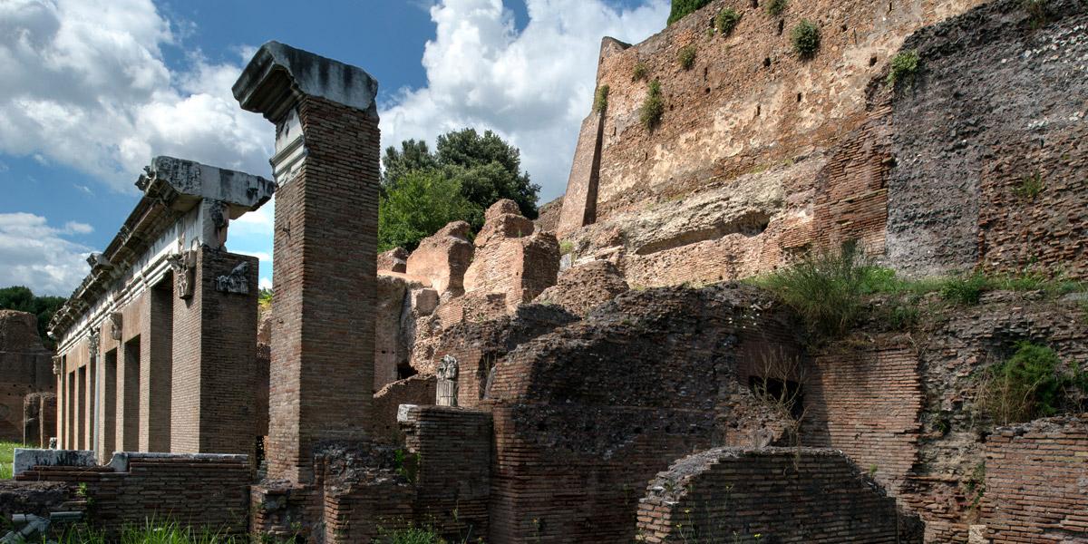 Roma, Colle Palatino, Paedagogium. ©Electa ph Luigi Spina
