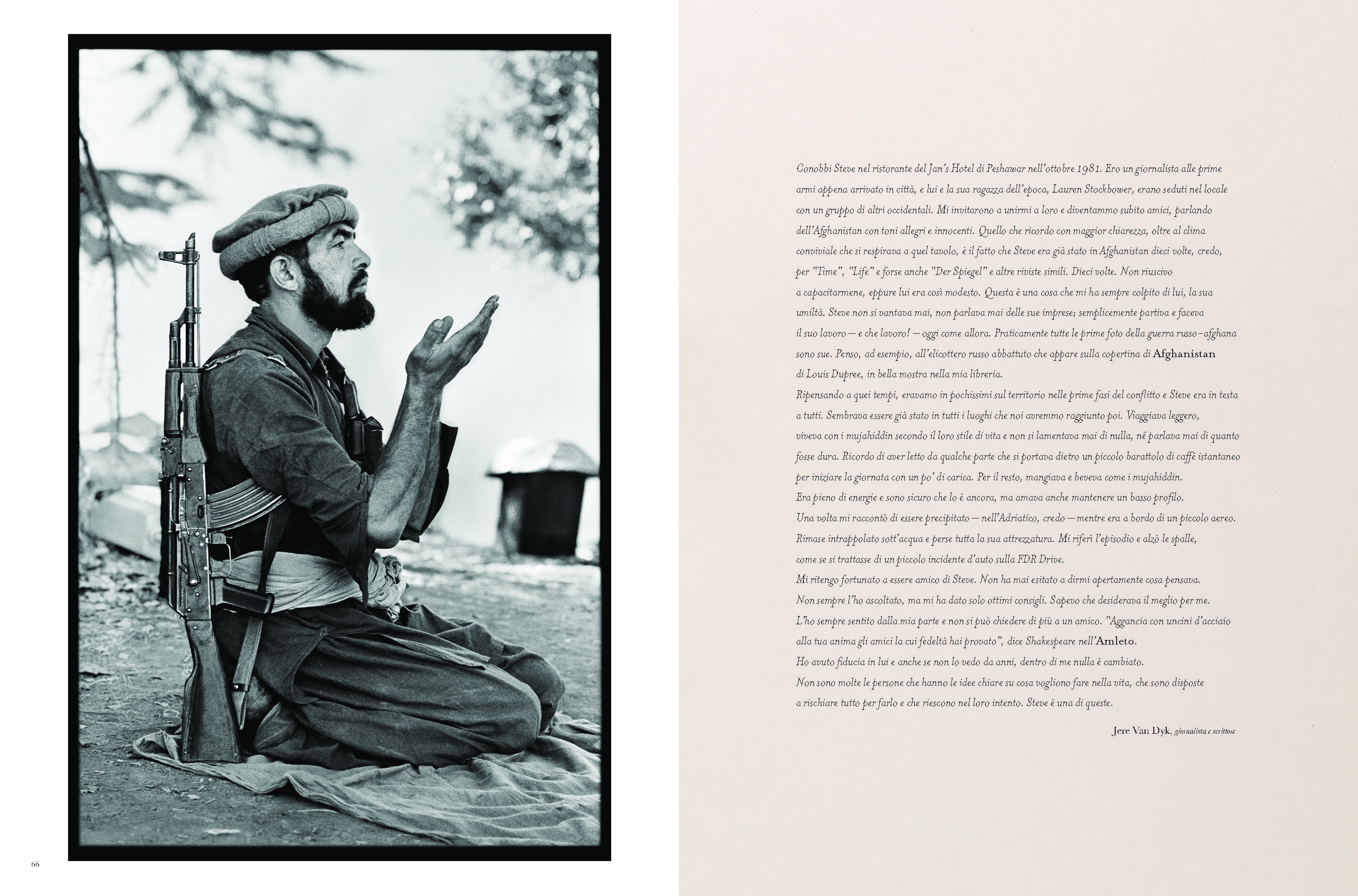 Steve McCurry. Una vita per immagini