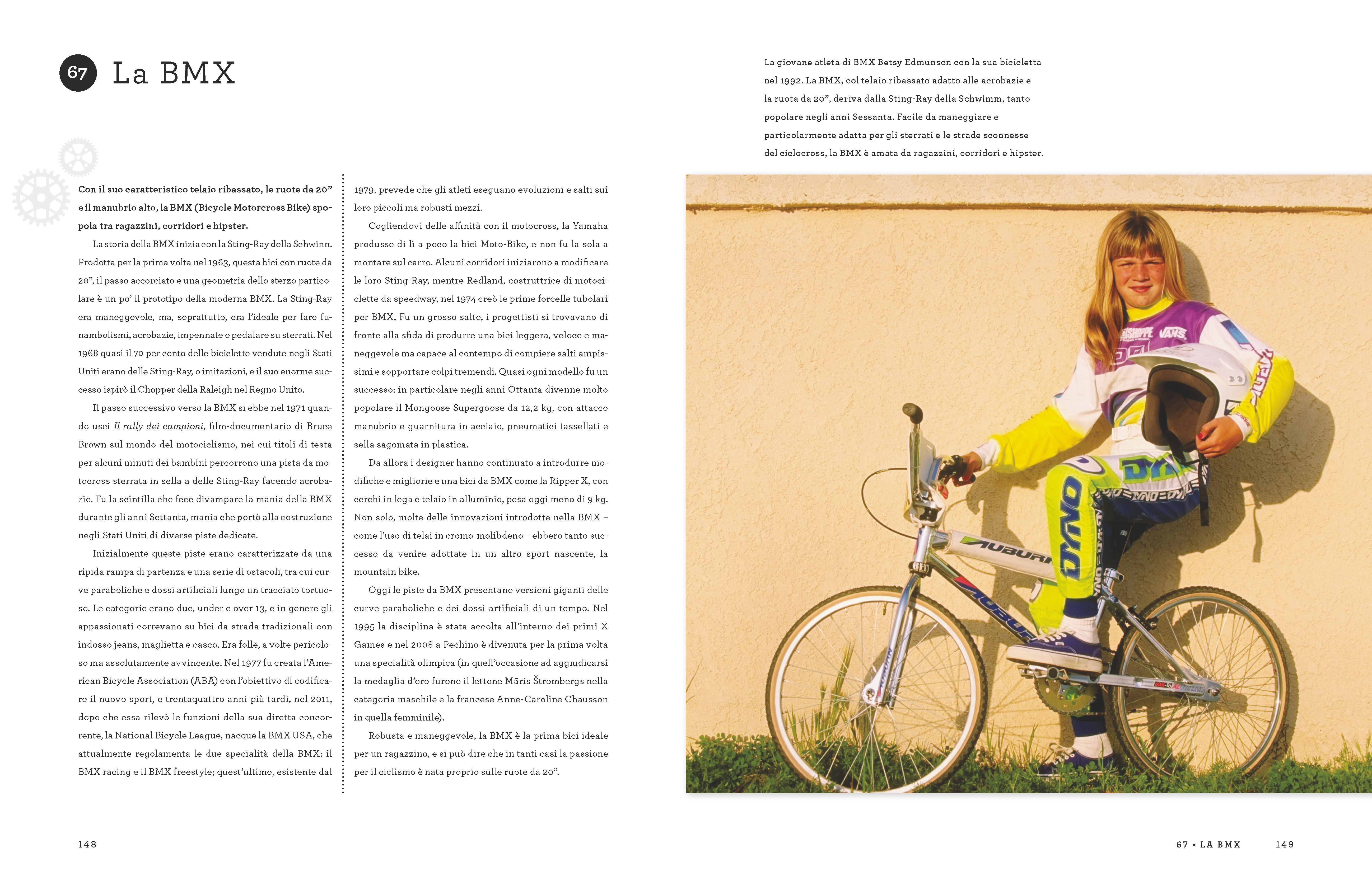 Storia del ciclismo in 100 oggetti