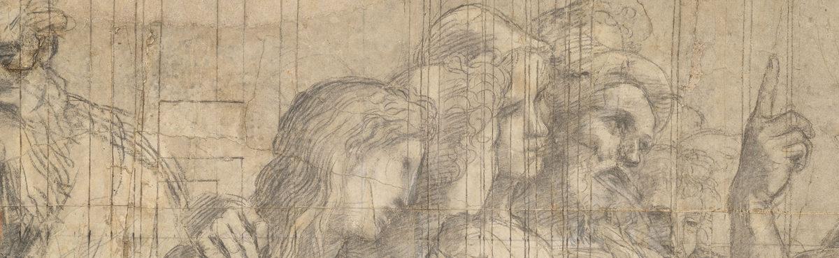 Cartone di Raffaello
