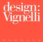 Design: Vignelli