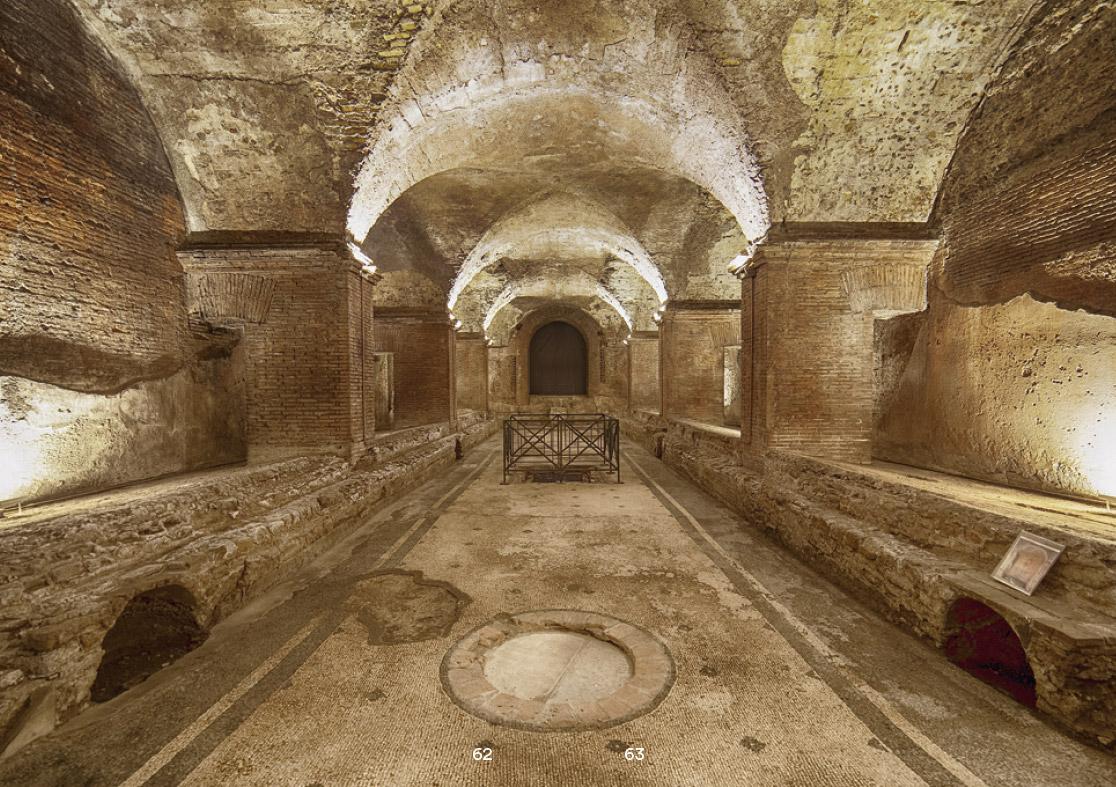 Le Terme di Caracalla. Il capolavoro dei Severi