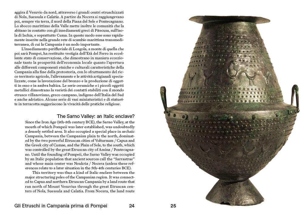 Pompei e gli Etruschi