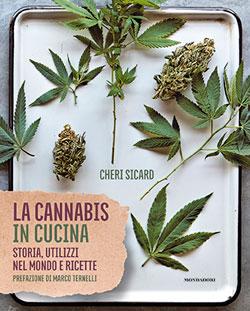 La cannabis in cucina