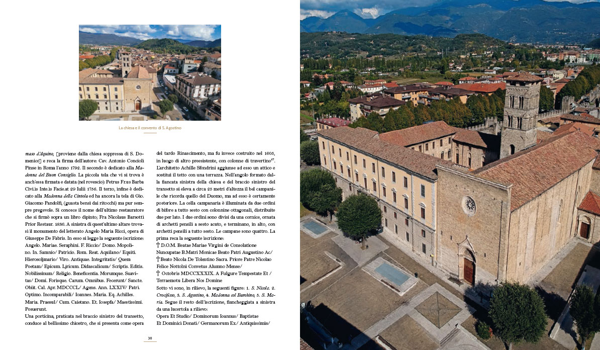 Le chiese di Rieti