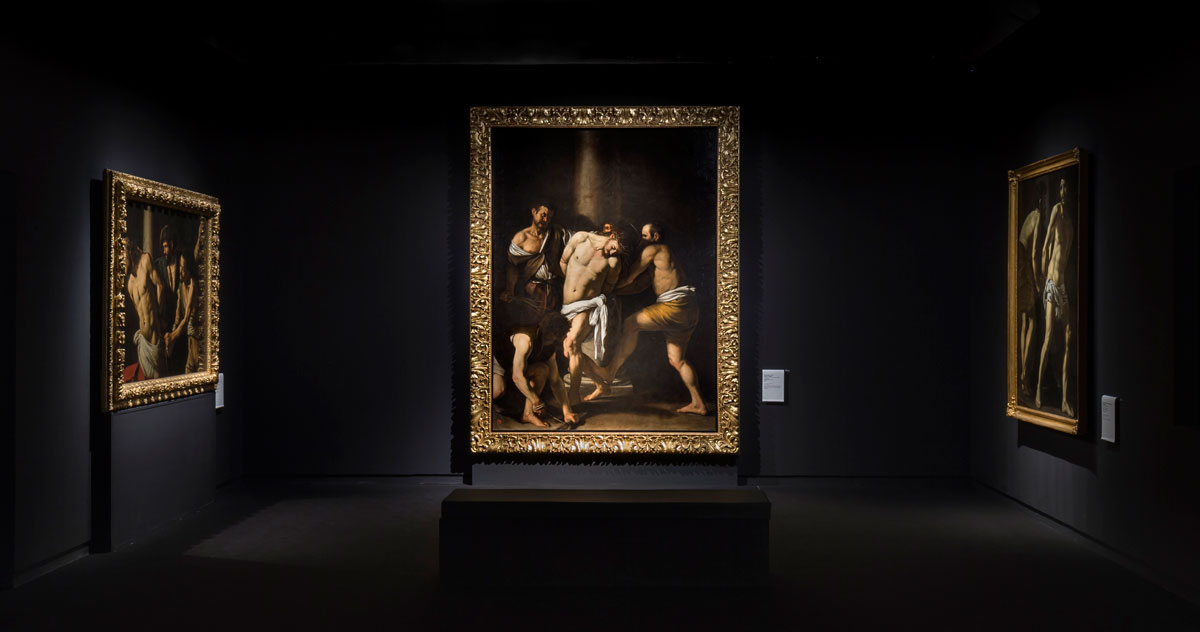 <i>Caravaggio Napoli</i> al Museo di Capodimonte, ph Francesco Squeglia
