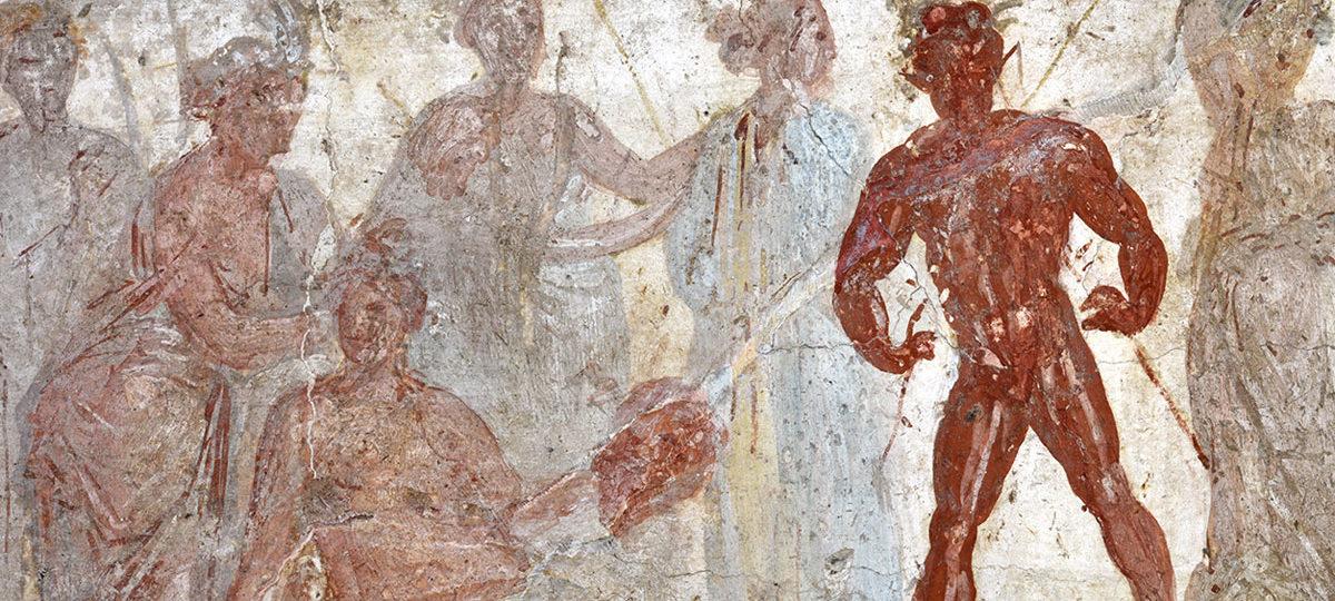 La prima reggia di Nerone sul Palatino
