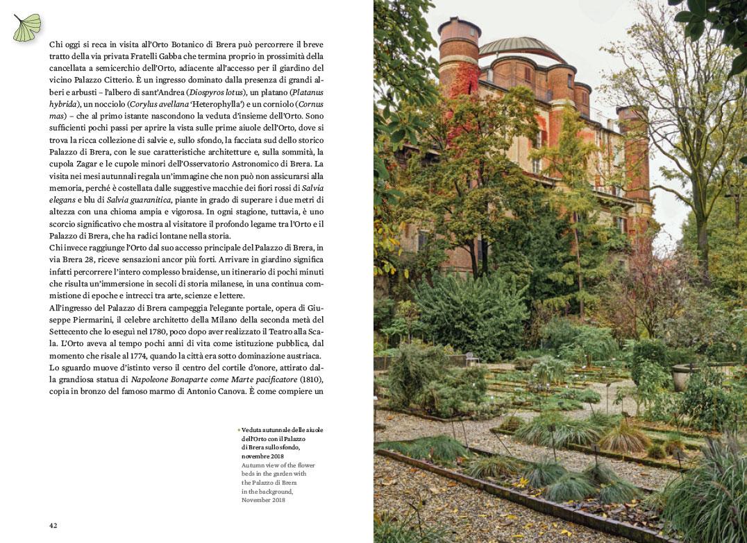 L'orto botanico di Brera / Brera Botanical Garden