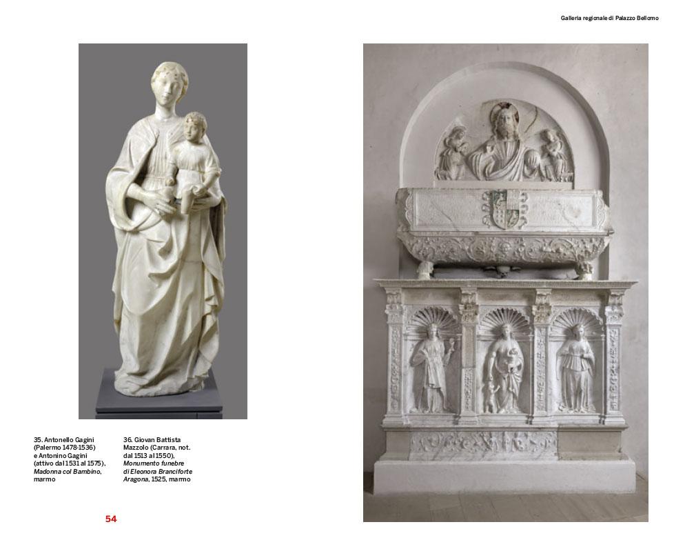 Galleria Regionale di Palazzo Bellomo. Guida