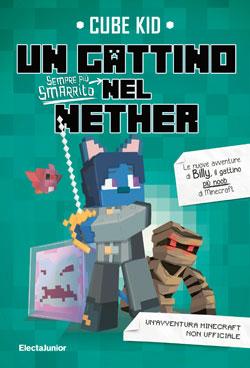 Un gattino sempre più smarrito nel Nether