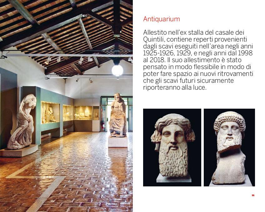 Via Appia. Villa dei Quintili. Santa Maria Nova