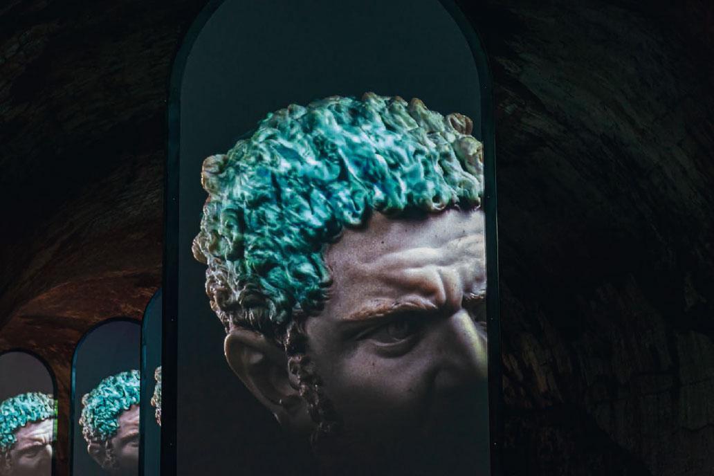 Plessi a Caracalla. Il segreto del tempo