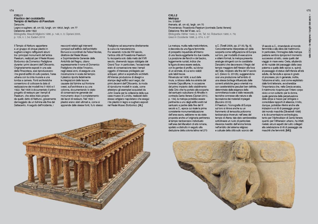 Museo Archeologico Nazionale di Napoli. La collezione Magna Grecia