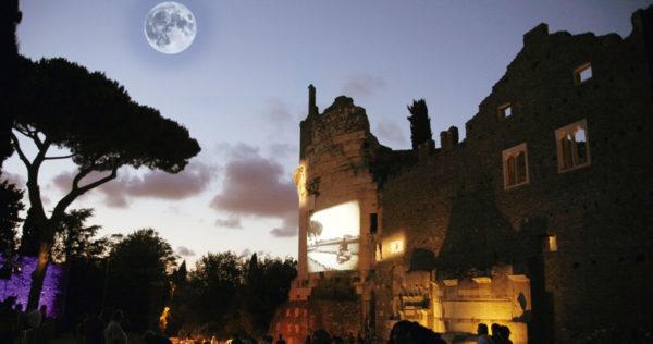Festival Dal tramonto all'Appia. Guarda che luna