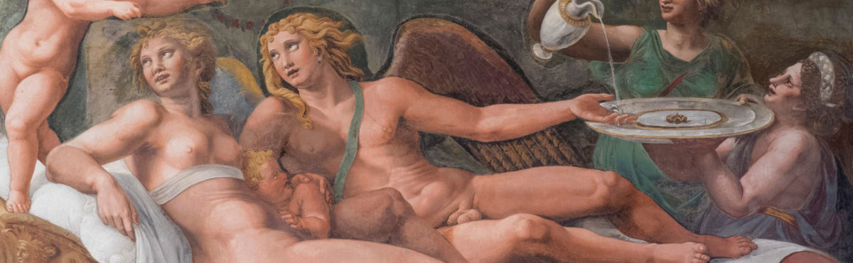 Mantova Giulio Romano