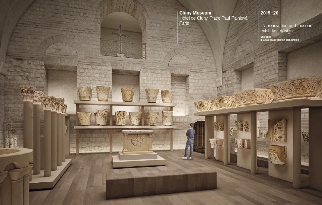 Guicciardini & Magni Architetti Exibition and Museum Design