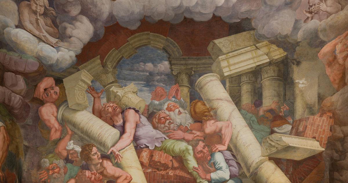 A Mantova è l'anno di Giulio Romano. Scopri le mostre e gli eventi