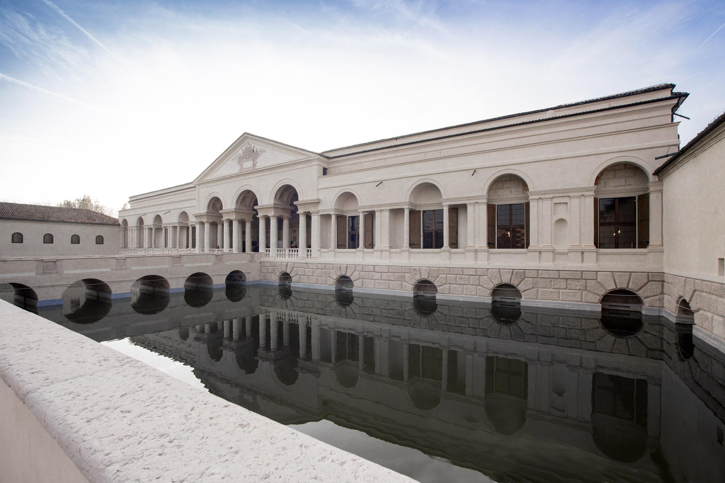 Palazzo Te, la Peschiera