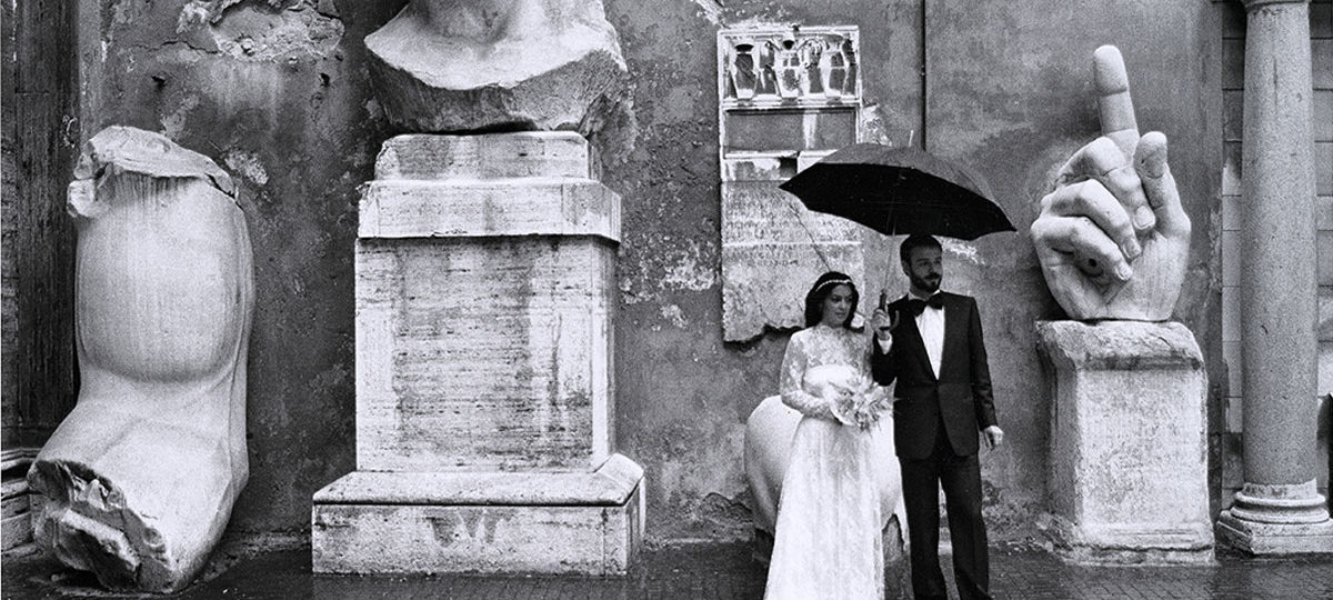 Gianni Berengo Gardin<br>Roma