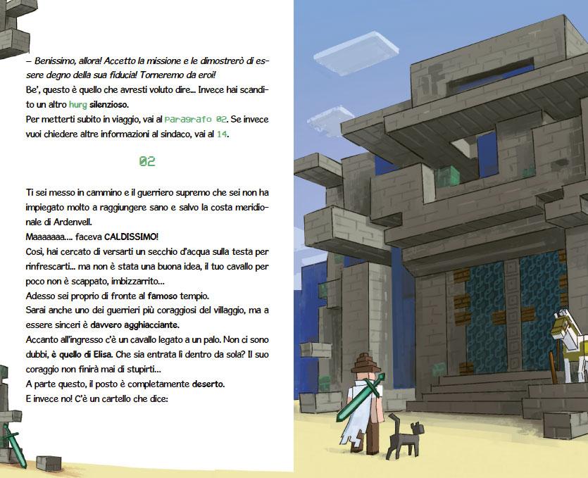 Escape Book. Il tempio maledetto
