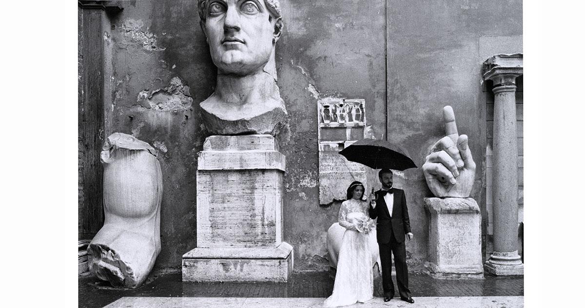 Rome, 1973 © Gianni Berengo Gardin - Fondazione Forma per la Fotografia Milan