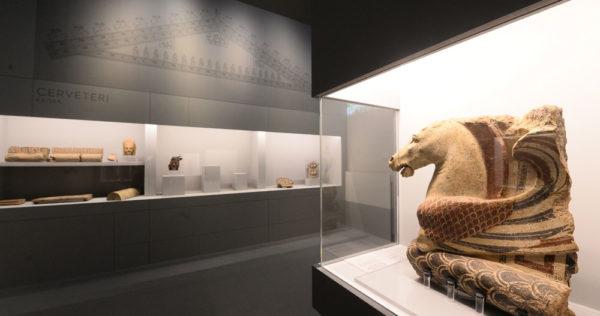 Etruschi, dentro la mostra 03, ph. Roberto Serra per Electa