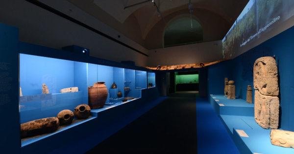 Etruschi, dentro la mostra 01, ph. Roberto Serra per Electa