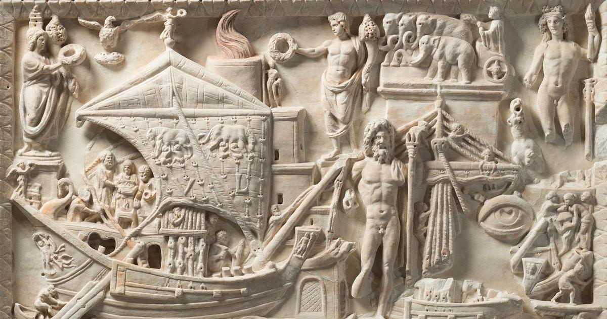 A Roma dal 4 aprile si scopre la Collezione Torlonia