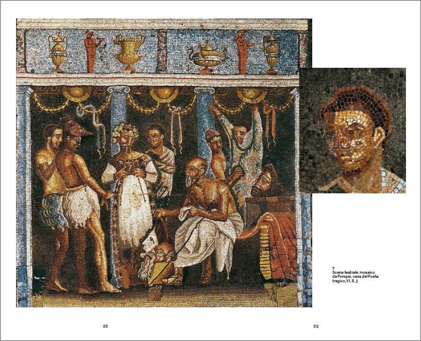 I mosaici e la Casa del Fauno