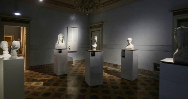 Canova. I volti ideali<BR> Talks, concerts, guided tours with the curator