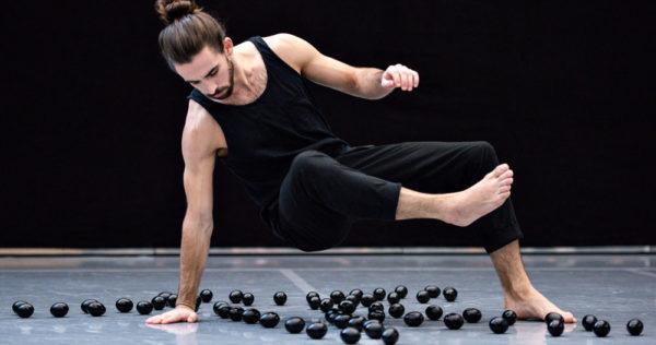Tempo di festival, DTH Exhausting Space, Dancer MarcGalvez, © Susanne Reichardt
