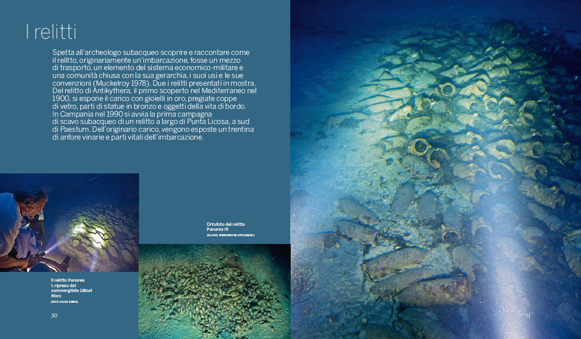 Thalassa. Meraviglie sommerse dal Mediterraneo