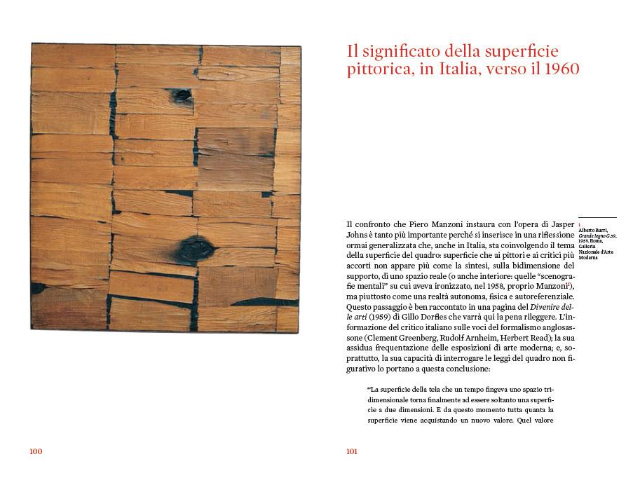 Una nuova superficie. Jasper Johns e gli artisti italiani 1958-1966