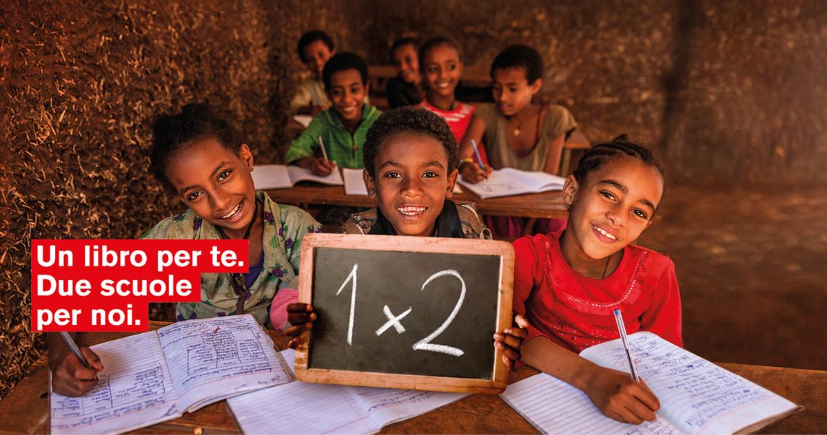 Natale nel segno della solidarietà. ActionAid e le case editrici del Gruppo Mondadori insieme per l'Etiopia