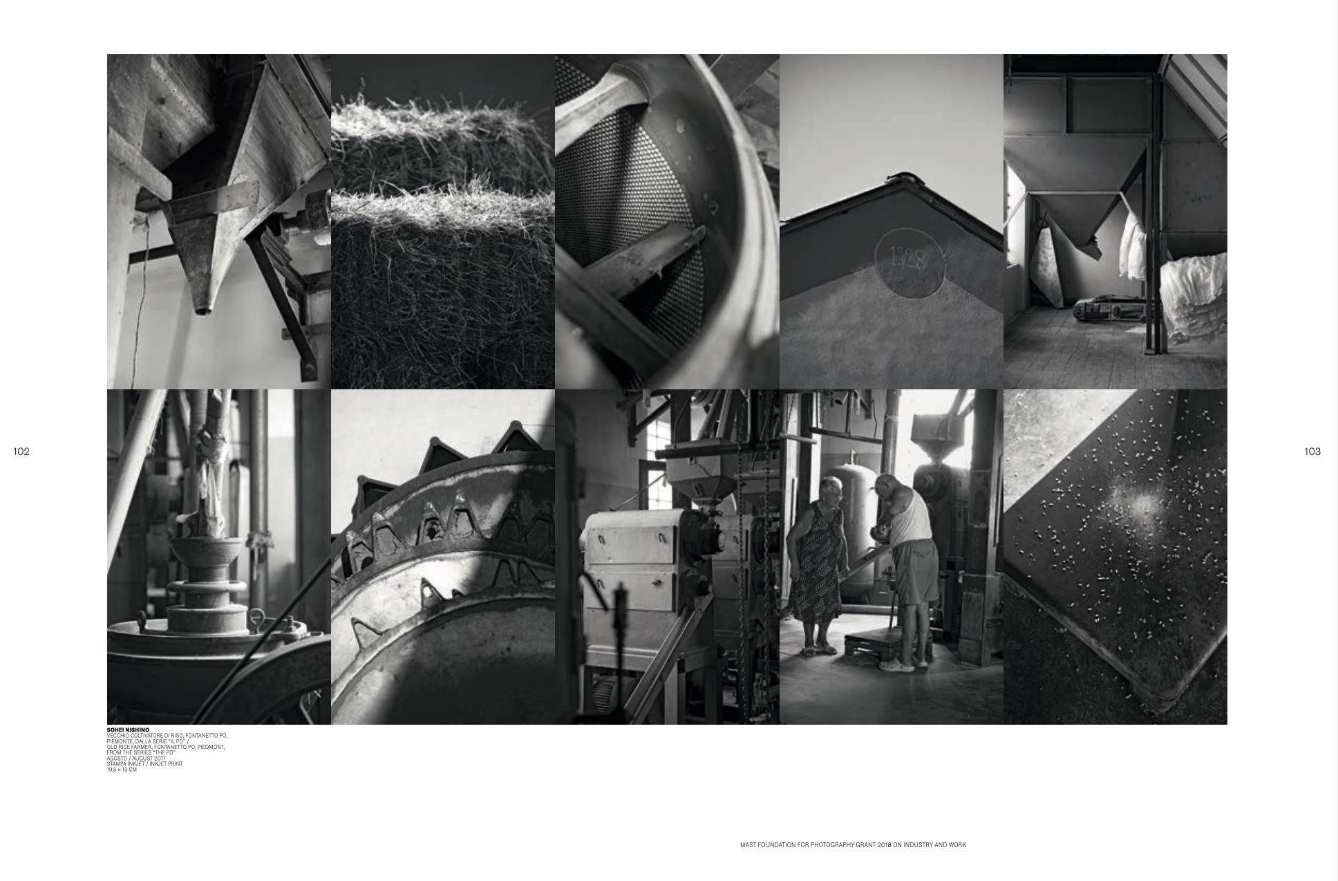 Masterworks of industrial photography / Capolavori della fotografia industriale