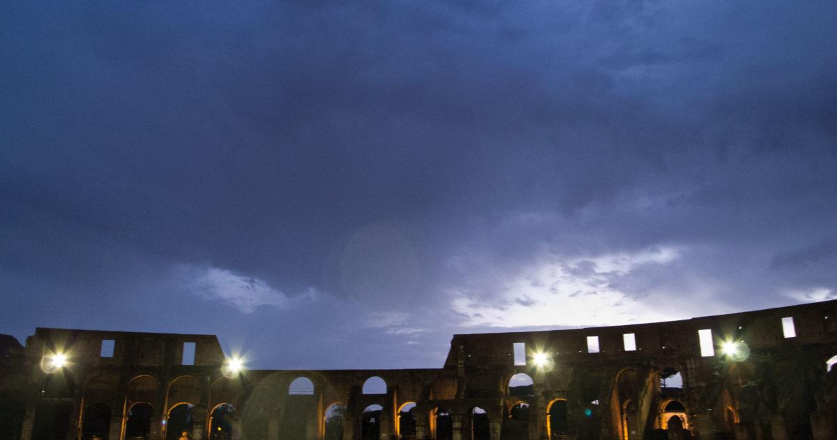 Al Parco del Colosseo torna lo spettacolo