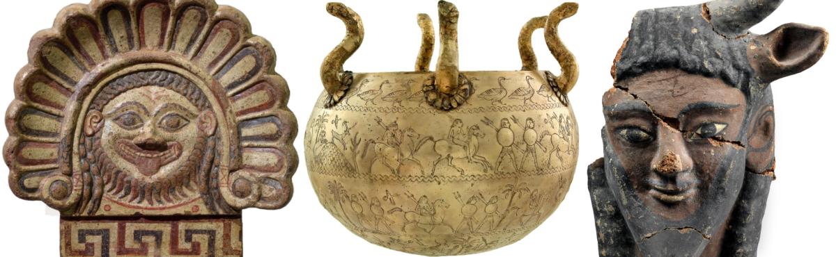 #InviaggiocongliEtruschi; in viaggio con gli Etruschi