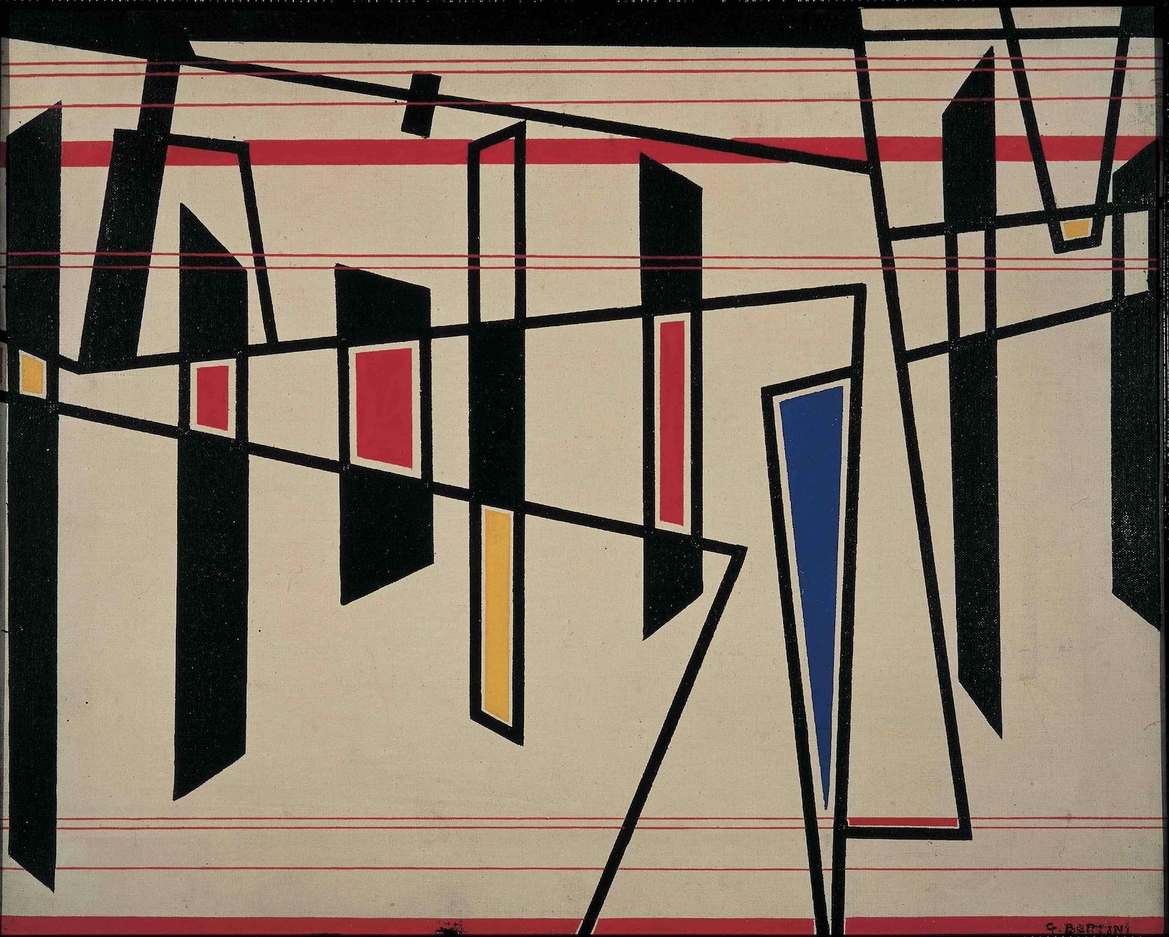 Senza titolo, 1950