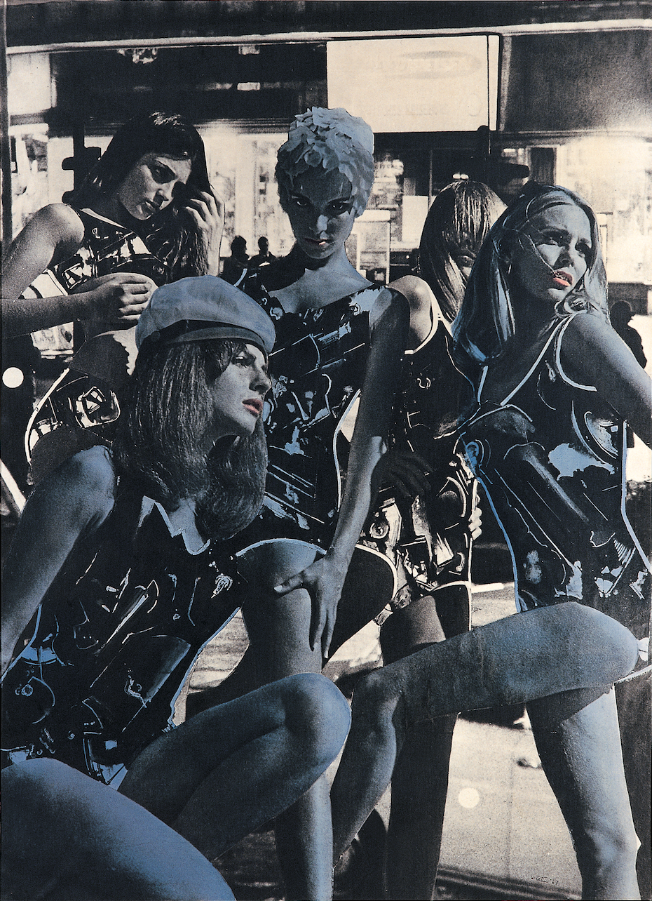 Stilmec, 1967