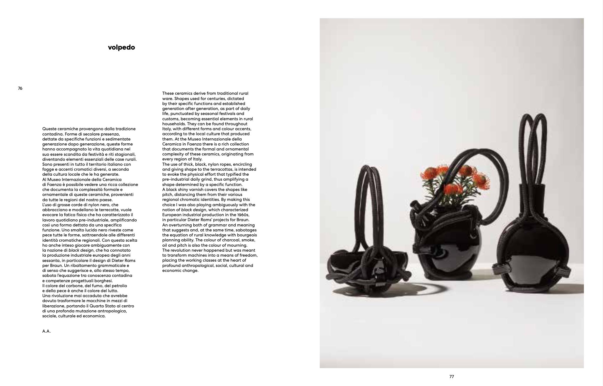 Andrea Anastasio. Aritmia. Le ceramiche per Gatti 1928