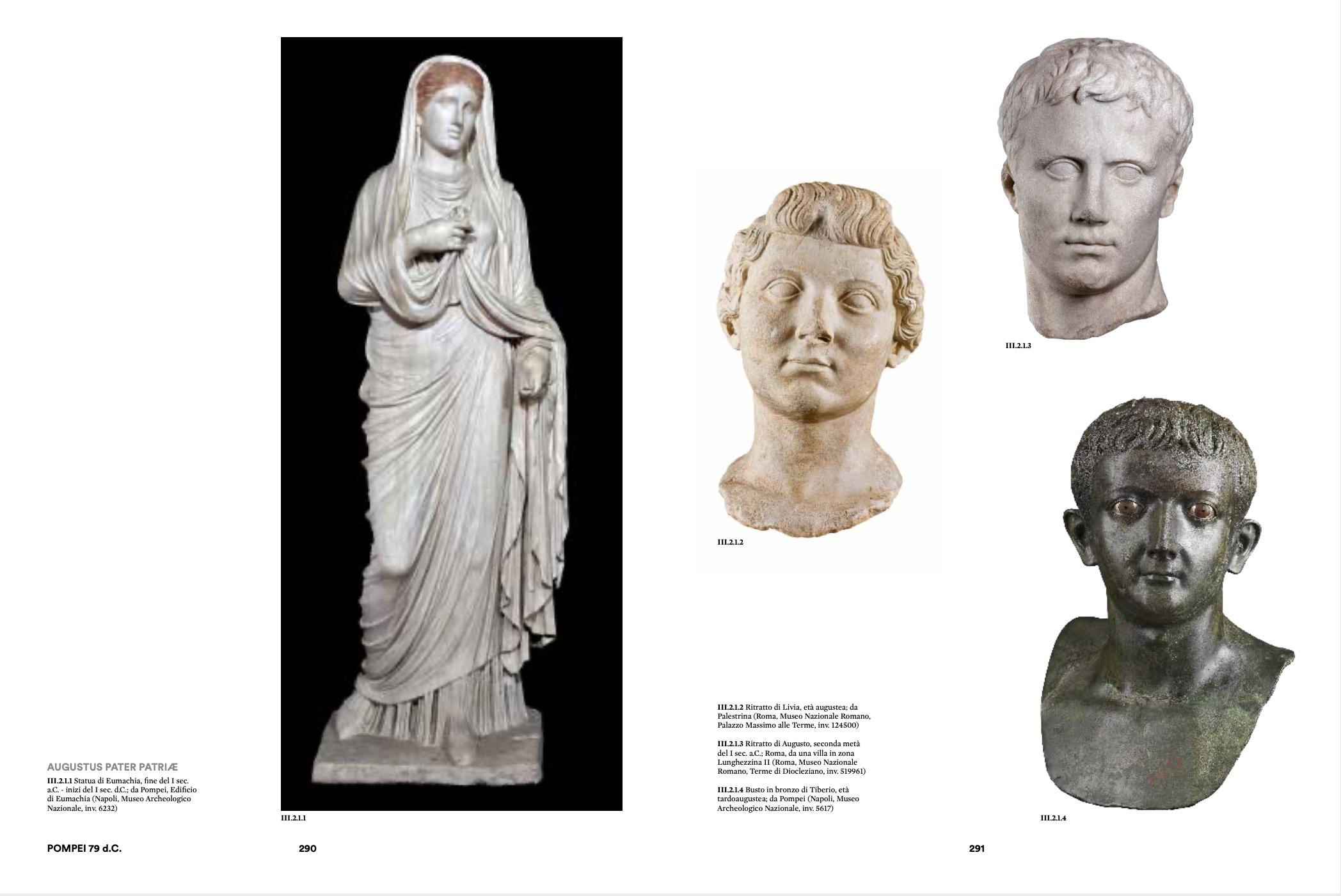 Pompei 79 d.C. Una storia romana