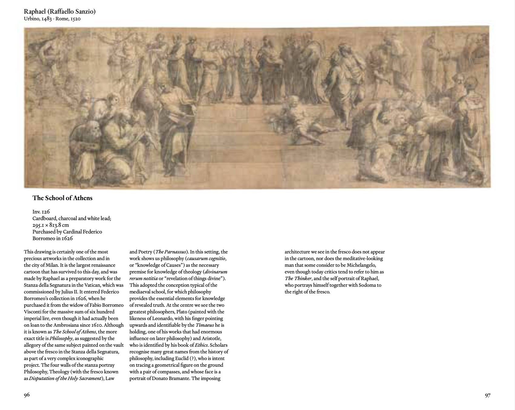 The Pinacoteca Ambrosiana Guide