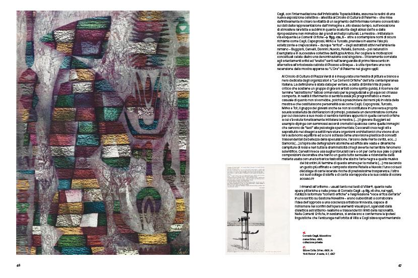 Un Atlante di Arte Nuova. Emilio Villa e l'Appia Antica